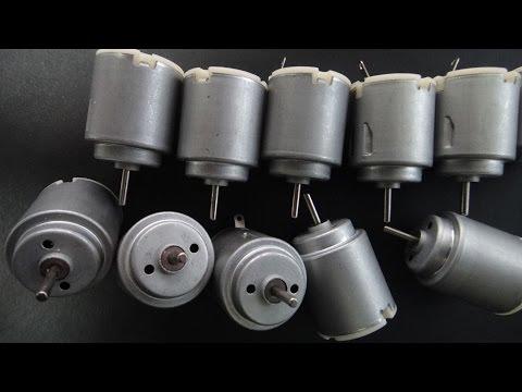 اجزاء ماتور التيار المستمر المستخدم في السياره ذو الاقطاب المغناطيسية فادي مرعي حداد