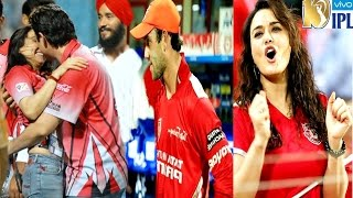 VIVO IPL 2017 Preity Zinta Most Funny Moments