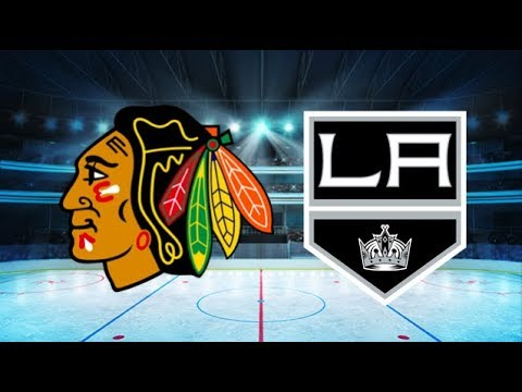 Chicago Blackhawks vs Los Angeles Kings (3-1) All goals and Highlights!! [Extended]