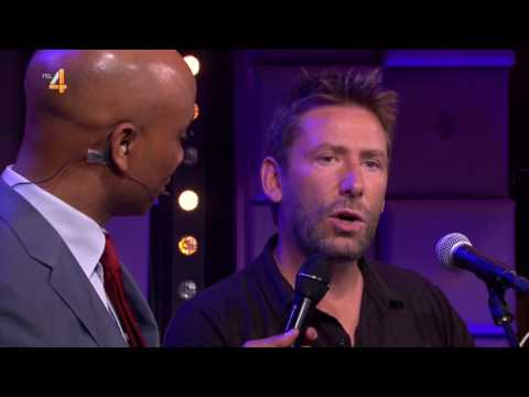 Nickelback - Song On Fire (Acoustic version) (RTL Late Night - 2017-05-24)