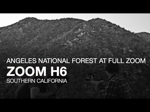 Angeles National Forest at full Zoom