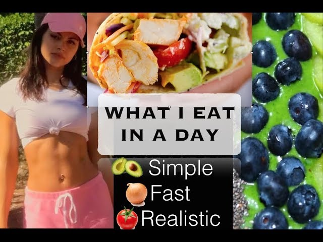 WHAT I EAT IN A DAY VLOG 6 #1