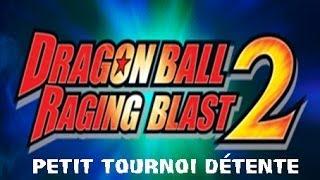 [Dragon Ball Raging Blast 2] petit tournoi détente [FR] [HD] thumbnail