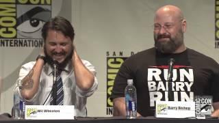 Comic-Con 2015: How Wil Wheaton Got Involved in Con Man