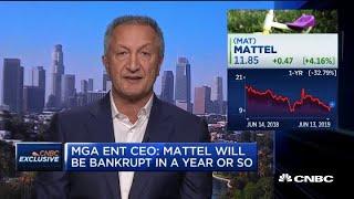 MGA Entertainment CEO on failed merger bid with Mattel