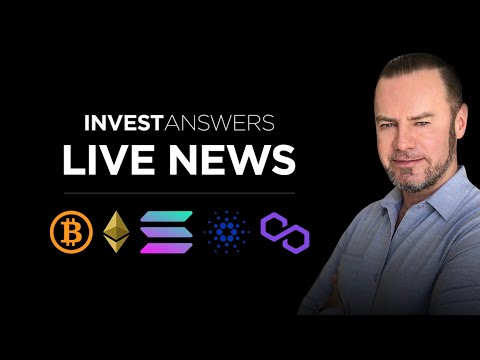 Crypto Update: Battle of the SCP's, Bitcoin, Ethereum, Solana, Cardano + Matic