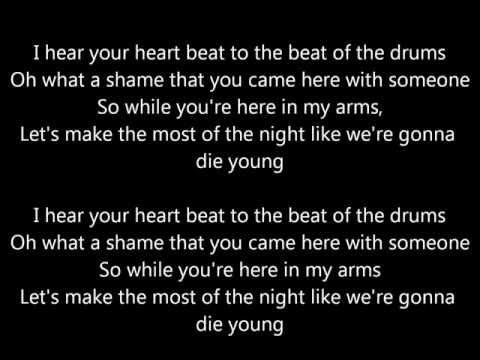 Kesha - Die Young Lyrics