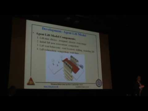 Modelling human factors and evacuation lift dispatch strategies