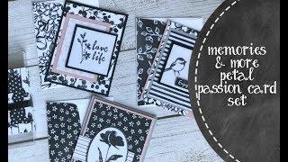 Memories & More Card Set