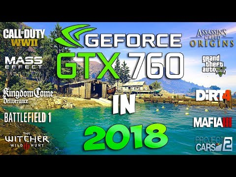 GTX 760 Test in 10 New Games
