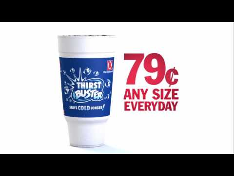 Jesse Circle K ThirstBuster Commercial 2010 HD