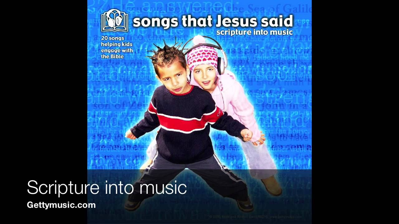 Hallelujah (Songs That Jesus Said) by Keith & Kristyn Getty