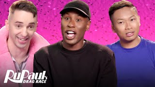 The Top 3's Journey to the Crown 👑 RuPaul's Drag Race All Stars