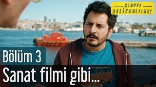 Gambar cover Klavye Delikanlıları 3. Bölüm - Sanat Filmi Gibi...