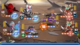 [TRANSFORMERS: Battle Tactics] The pvp ranking system is still messed up!