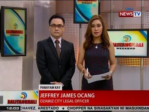 BT: Panayam kay Ozamiz City legal officer Jeffrey James Ocang