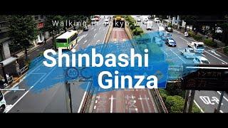【Walking in Tokyo with WJT】Part 2 : Shinbashi to Ginza