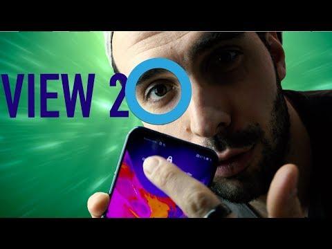 L'ECRAN de ce smartphone est DINGUE  : TEST du HONOR VIEW 20 (Avant-première) להורדה