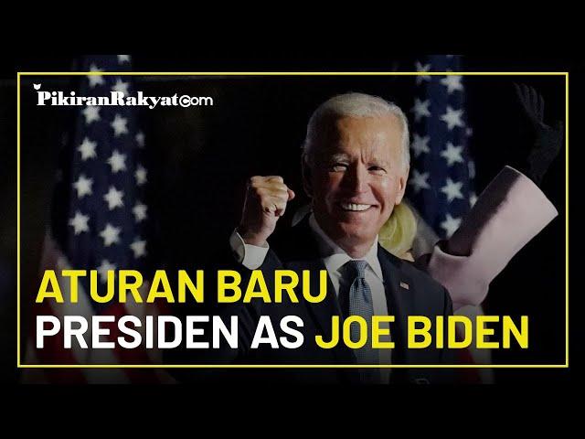 Aturan Baru Presiden Anyar, Biden Wajibkan Pendatang Jalani Karantina Setibanya di Amerika Serikat