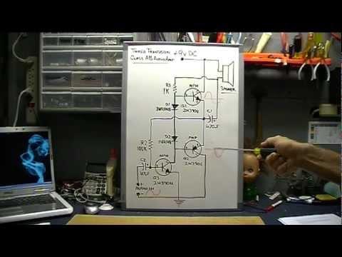Class AB Audio Amplifier