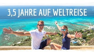 3,5 Jahre Weltreise auf Hawaii 🌎Honolulu Oahu • USA | VLOG #421