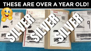 Unboxing 1 YEAR OLD Silver | Never Been Opened!