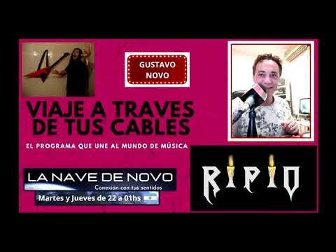 RIPIO en Viaje a traves de tus cables - Radio La nave de Novo