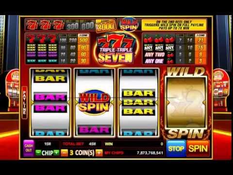 Triple 7 Casino Game