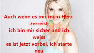Beatrice Egli - Irgendwann ( Official Lyrics HD )