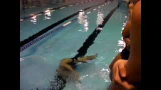 Misty Hyman Underwater Fly Kick Clinic