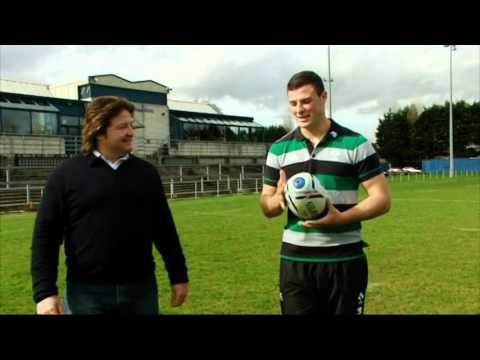 Robbie Henshaw interview | Ireland AM