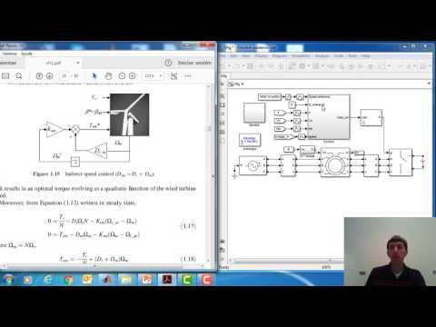 DFIM Tutorial 3 – Wind Turbine Model based on Doubly Fed Induction Generator in MATLAB-Simulink