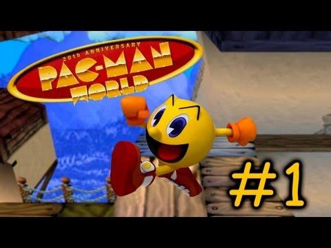 Pac Man World #1 - ESSE GAME É FANTÁSTICO