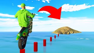 Jump 100 Times To FINISH! (GTA 5 Funny Moments)