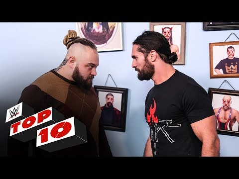 Top 10 Raw moments: WWE Top 10, Oct. 14, 2019