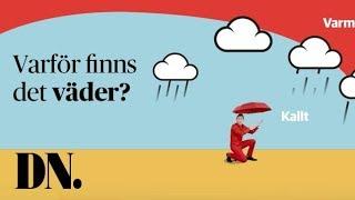 Du går i vädret varje dag – men vet du varför det finns?