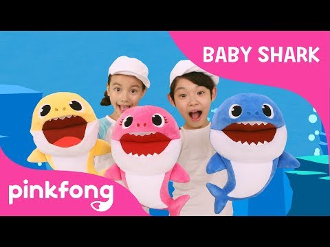 baby-shark-dance-with-song-puppets-|-baby-shark-toy-|-toy-review-|-pinkfong-songs-for-children