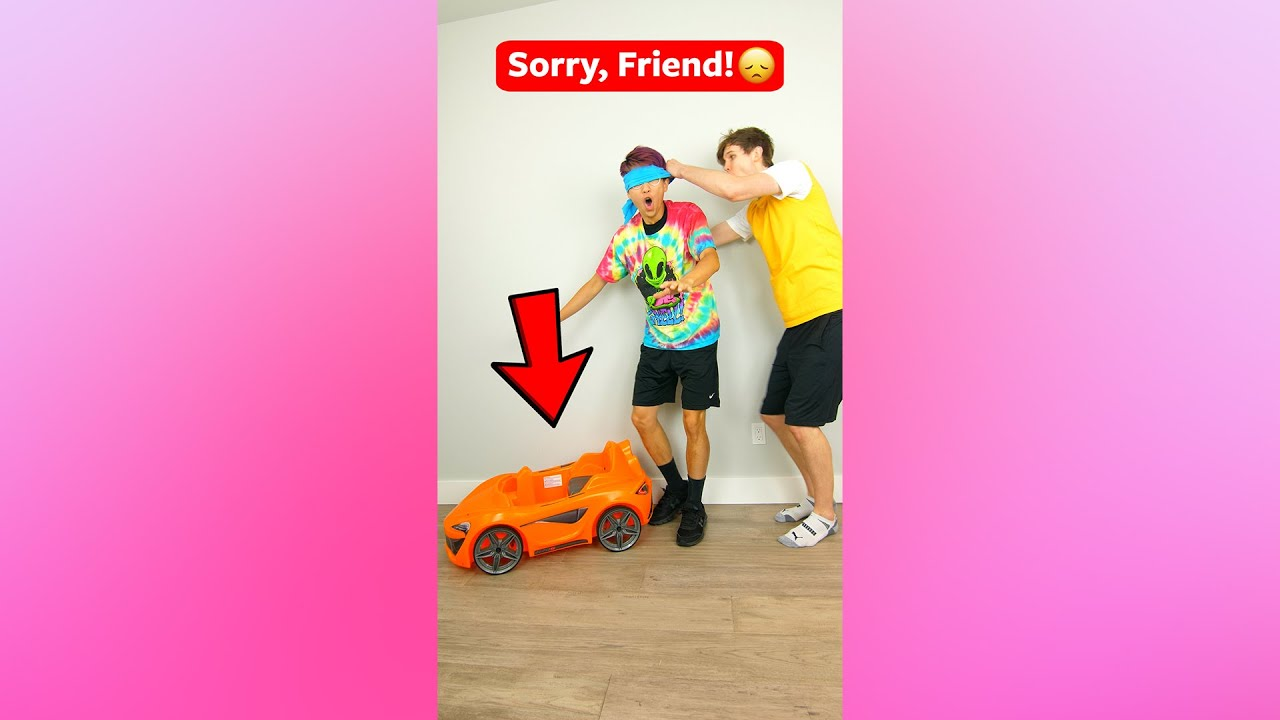SORRY, FRIEND! 😟 #shorts