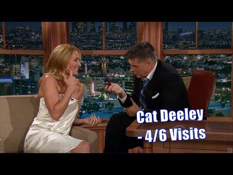 Cat Deeley  The Story Of Craig's Broken Finger  46 Visits In Chron. Order 7201080p
