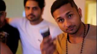 Yo Yo Honey Singh, Alfaaz & J Star in INDORE (10-08-2012)