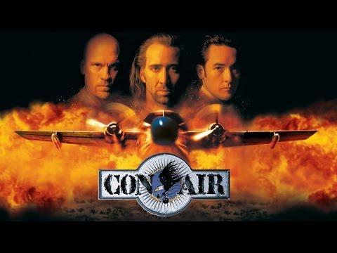 "Making-Of ""CON AIR"" (FR) 1997 Nicolas Cage"