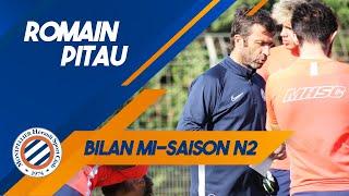 VIDEO: Bilan à la mi-saison de la #N2 de Romain Pitau