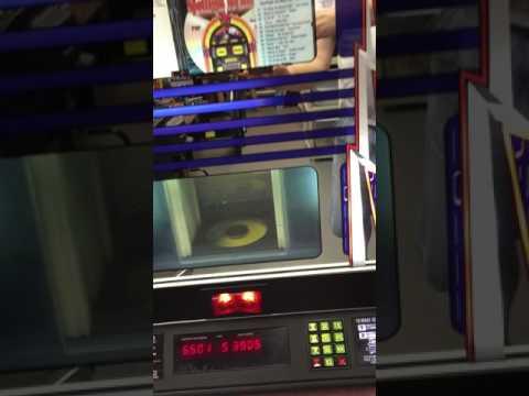 NSM Digital Thunder Wall Jukebox Restored 2017