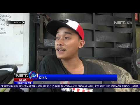 Komplotan Geng Motor Beraksi Kembali di Pasar Minggu NET24 Mp3