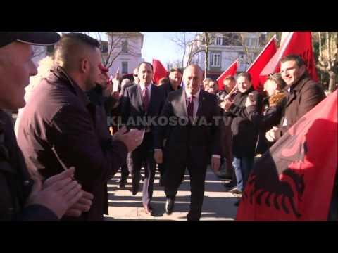 Haradinaj nga Haga në Francë - 26.04.2017 - Klan Kosova