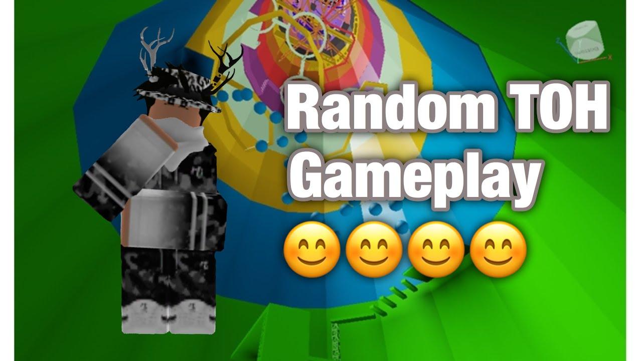 Random Tower of Hell Gameplay