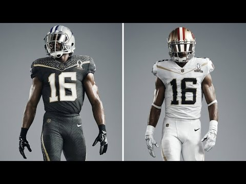 Nike To Debut New Uniforms at 2016 Pro Bowl | NFL Fan Pass