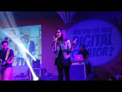 Gamaliel Audrey Cantika (GAC) - Jangan Parkir (The Op Op Song) at #LoopKePo Bogor