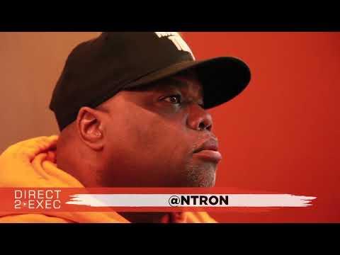 @ntron (@IAantron) Performs at Direct 2 Exec NYC 4/20/18 -  Atlantic Records