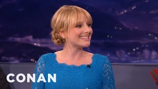 Melissa Rauch's Parents Misuse The Term
